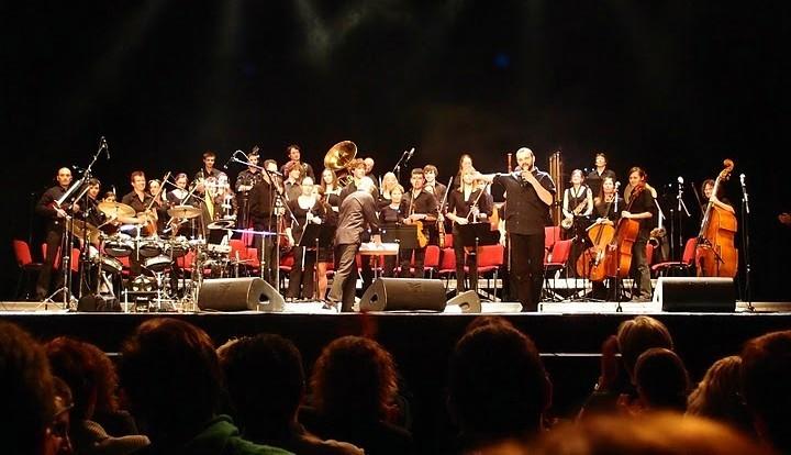 François Amaral et L'orchestre de Tournefeuille